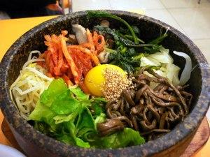 cơm trộn Hàn Quốc-Gianhangsanphamtot-gaosachvietnam